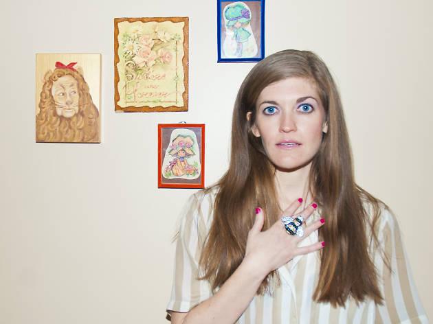 Erin Markey: Humping a Gatorade Bottle