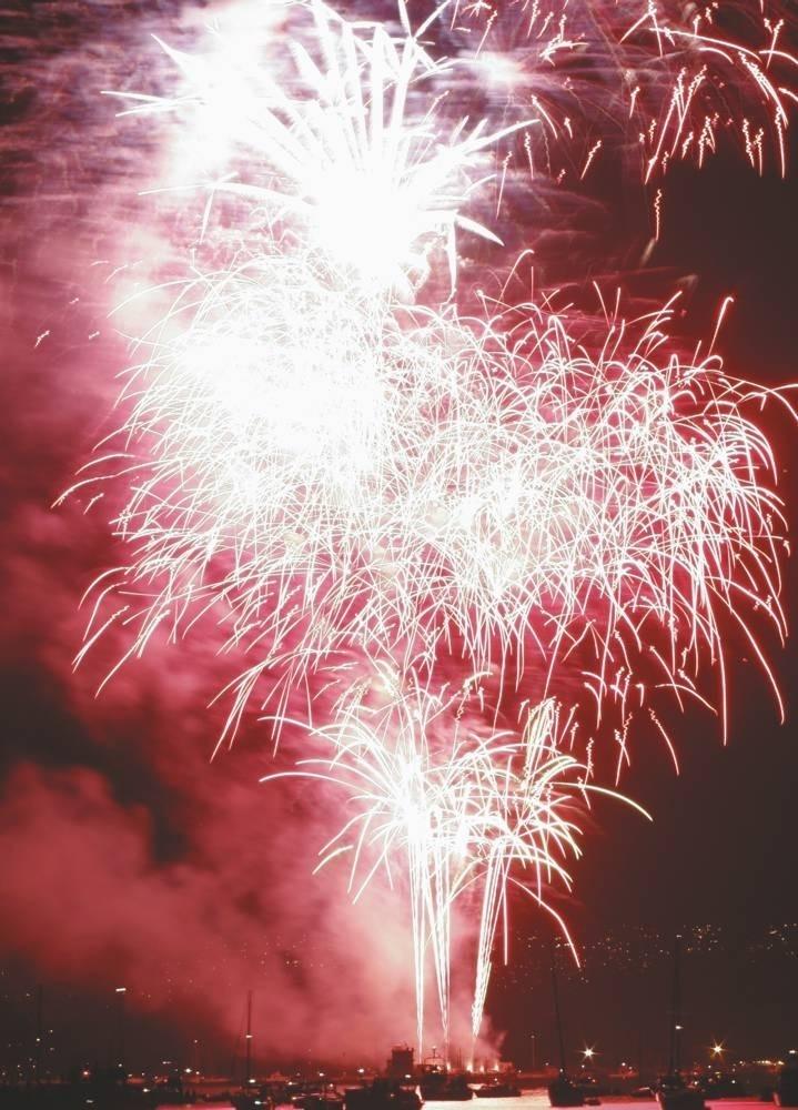Beckenham Fireworks