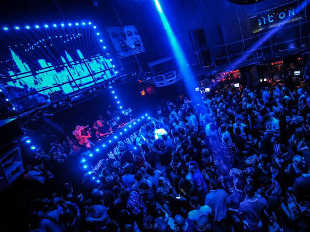 Marquee Fridays: Music On with Marco Carola + Leon