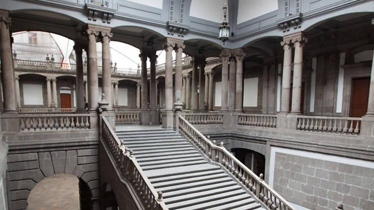 Palacio de Minería  (Foto: Cortesía Palacio de Minería)