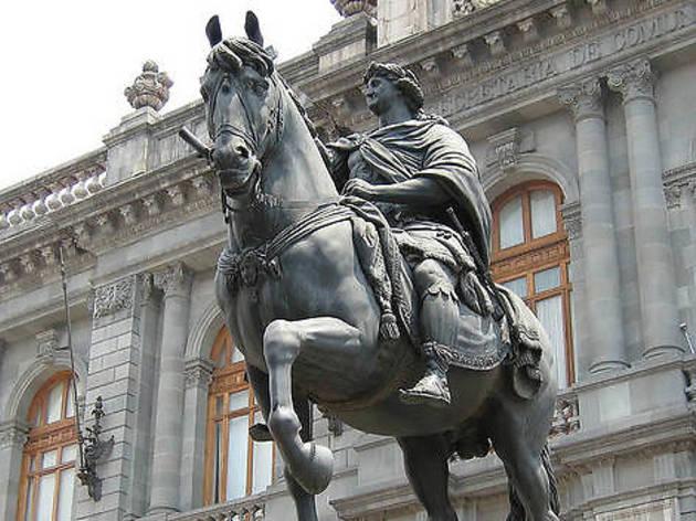El Caballito  (Foto: Joaquín Martínez)