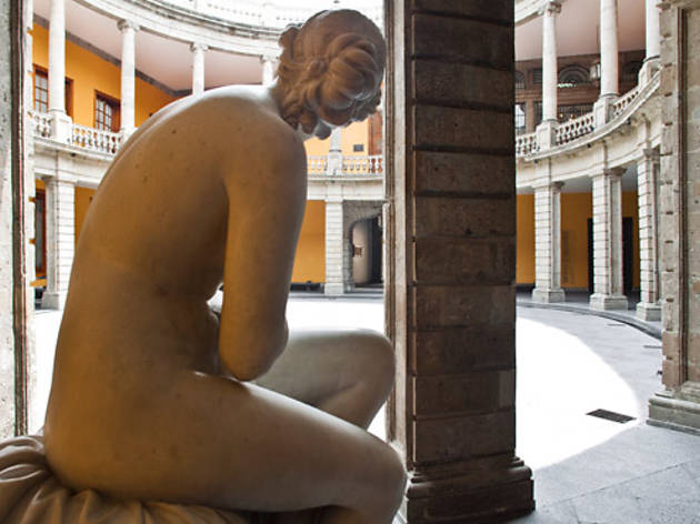 Museo Nacional de San Carlos (Foto: Alejandra Carbajal)