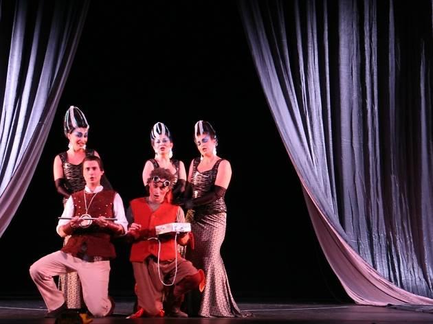 Amics de l'Òpera de Sabadell: La Flauta Màgica