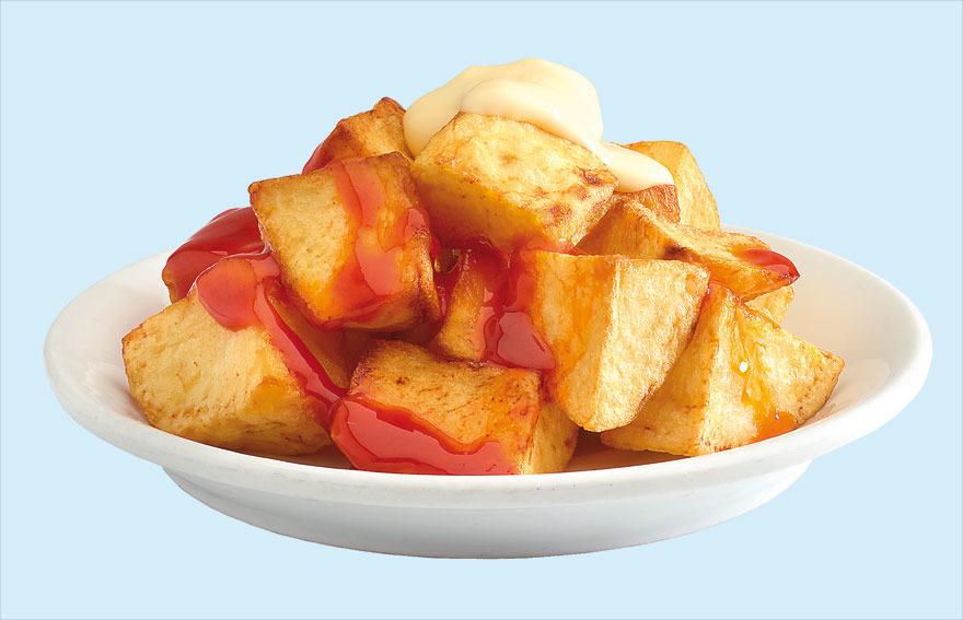 De patates braves
