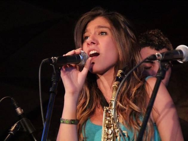 Jazzing 2014: Eva Fernandez & Joan Chamorro Group + Eva Fernandez & Original Jazz Orquestra del Taller de Músics