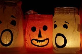 Broadgate Halloween Horror Salon, press image, 2013