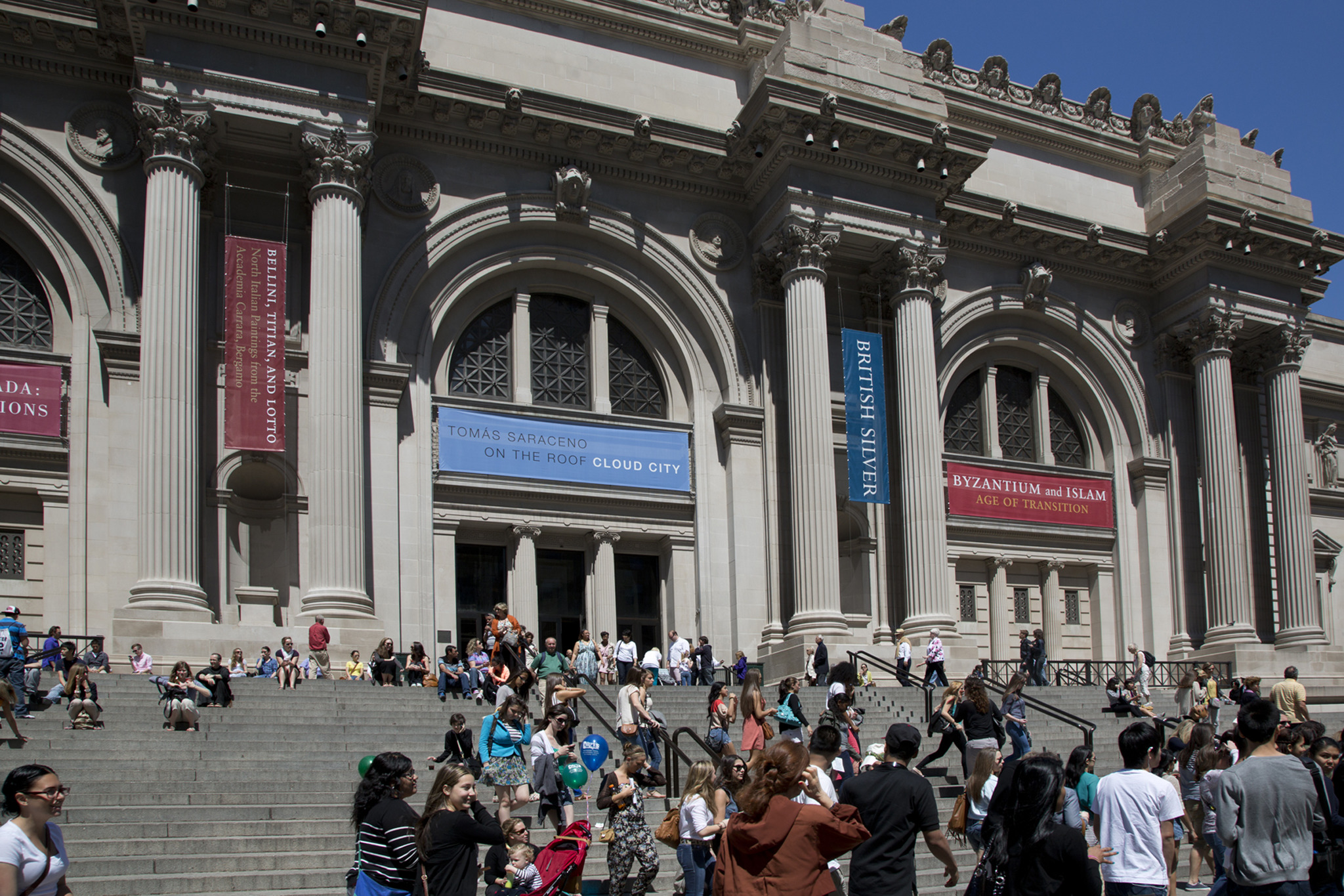 The Metropolitan Museum is planning a major renovation of its modern-art wing