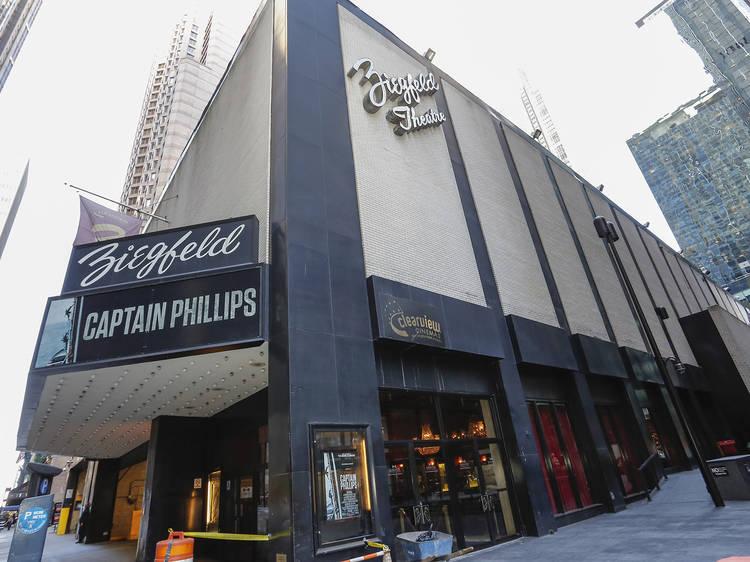 Best throwback filmgoing experience: Bow Tie Cinemas Ziegfeld