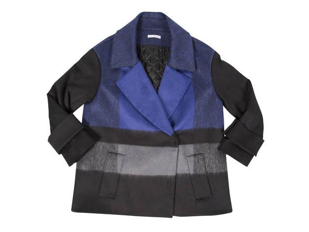 Paule Ka wool-and-cotton coat, $1,125