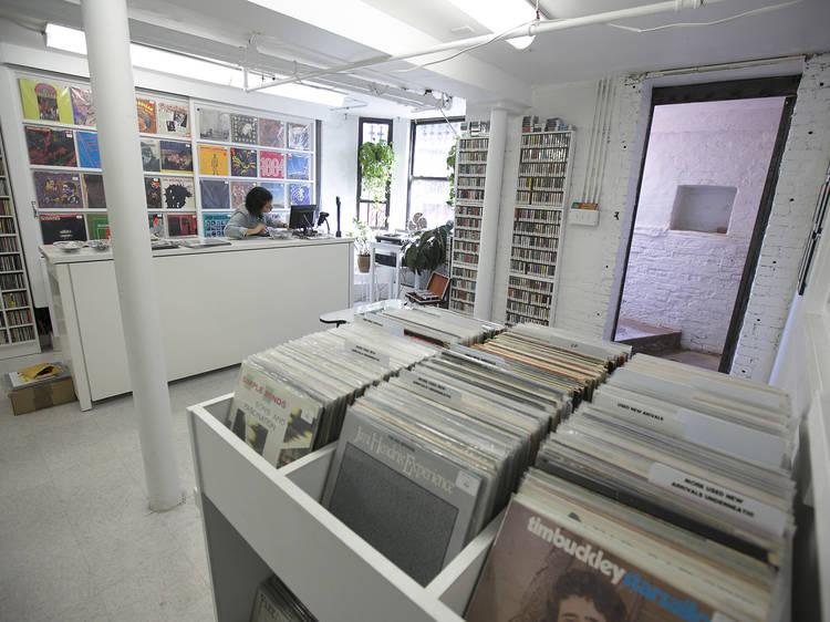 Best local music label: Captured Tracks