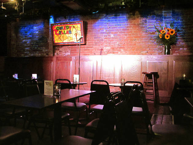 Best kind of comedic déjà vu: Comedy Cellar at the Village Underground