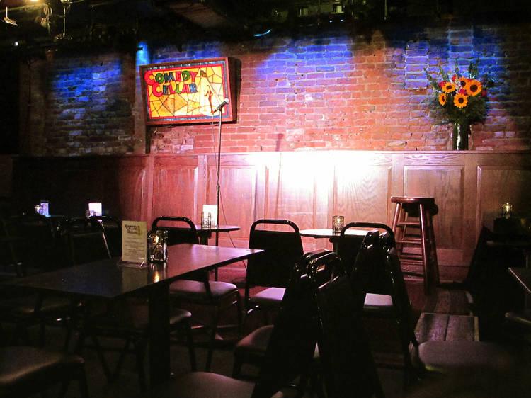Best kind of comedic déjà vu: Comedy Cellar at the Village Underground