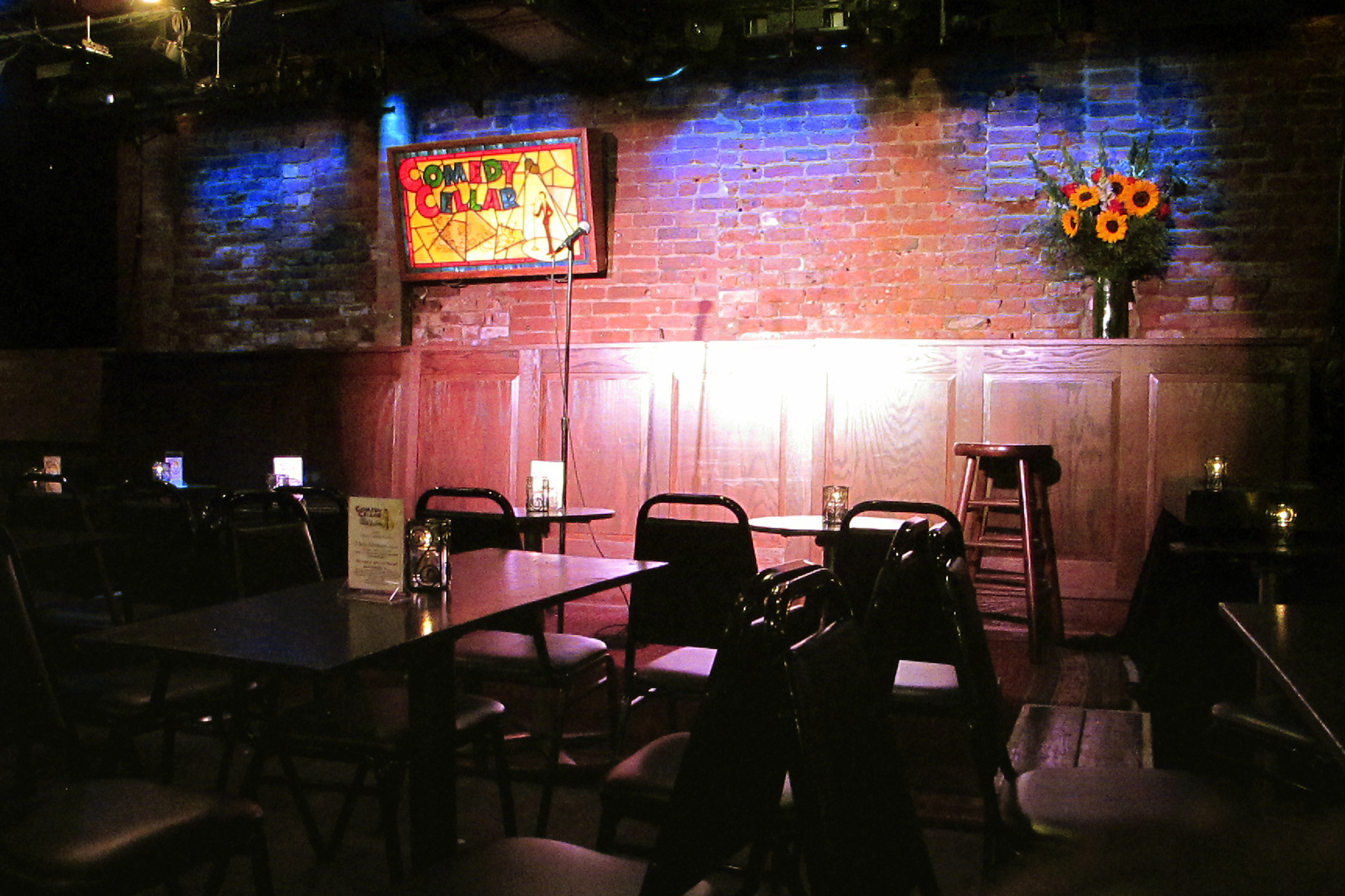 Comedy Cellar at the Village Underground