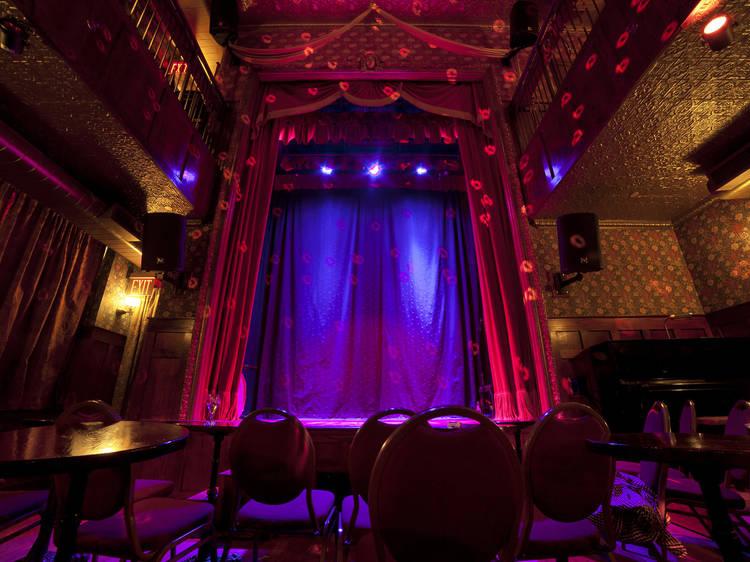 Best return to the burly-Q scene: The Slipper Room