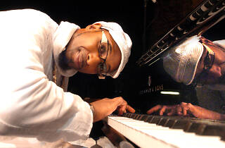 45 Voll-Damm Festival Internacional de Jazz de Barcelona: DownBeat blindfold & winefold test amb Omar Sosa