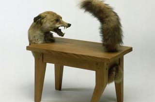 (Victor Brauner, 'Loup-Table', 1947 / Dist. RMN-GP Photo : Philippe Migeat, Centre Pompidou © Adagp, Paris 2013)