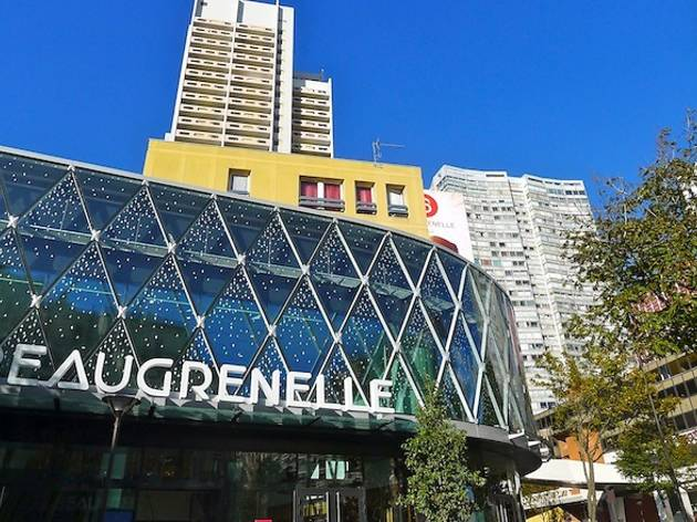Centre Commercial Beaugrenelle Shopping In Grenelle Paris