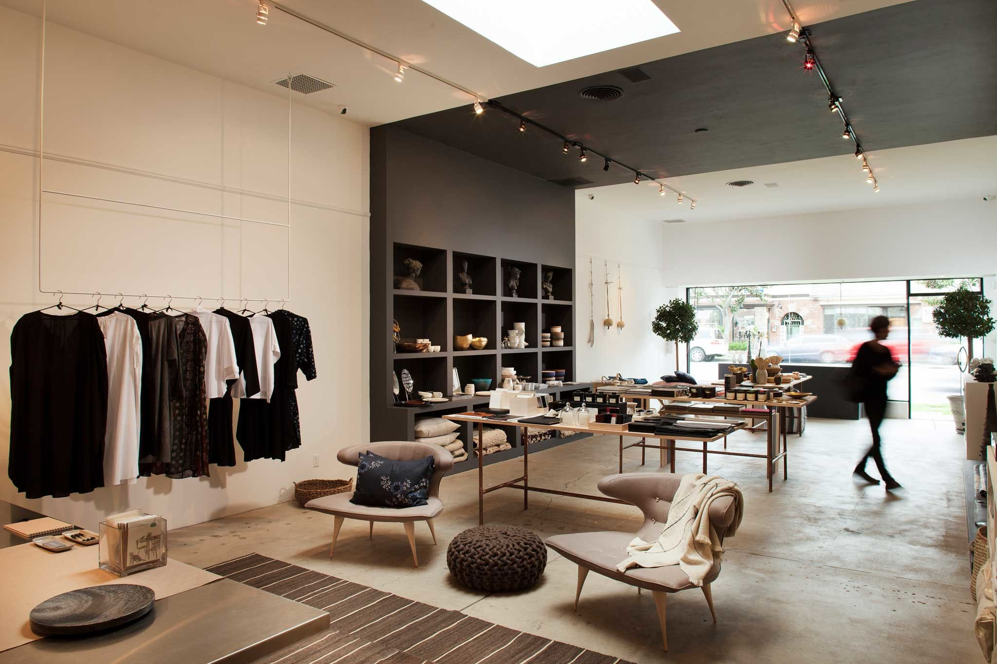 Garde shopping in fairfax beverly la brea third st los - Interior designers in los angeles ...