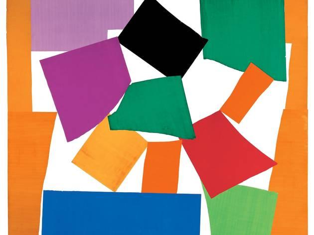 Henri Matisse ('The Snail' 1953. Tate© Succession Henri Matisse/DACS 2013)