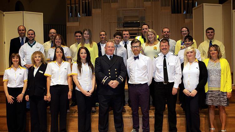The Choir: Sing While You Work