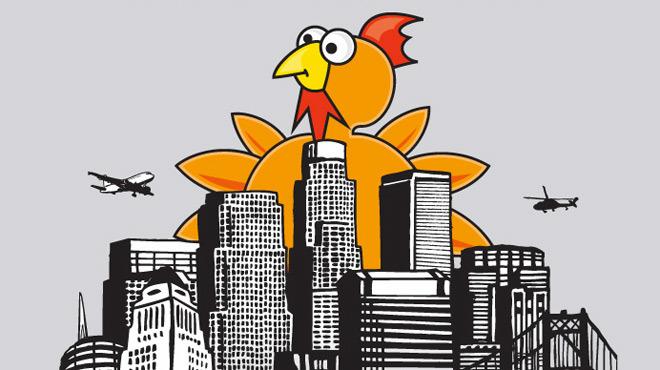 Turkey Trot Los Angeles