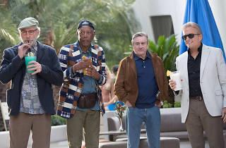 Last Vegas: movie review