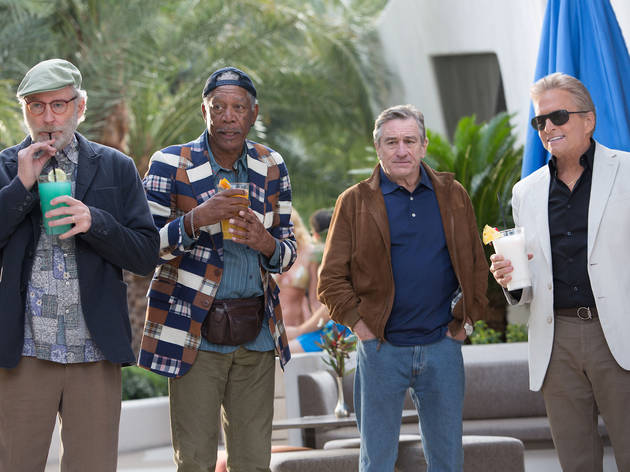 Last Vegas: movie review