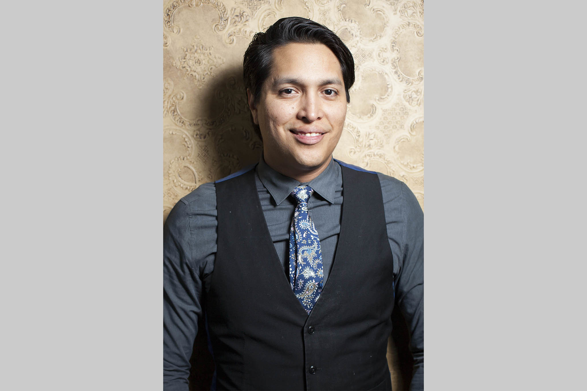 Giovanni Martinez of Sadie Kitchen and Lounge