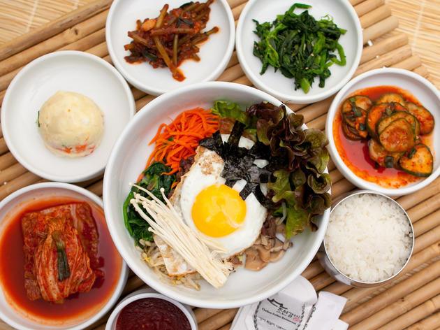 Chosun Galbee Restaurants In Koreatown Los Angeles