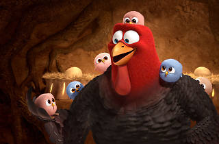 Free Birds: movie review