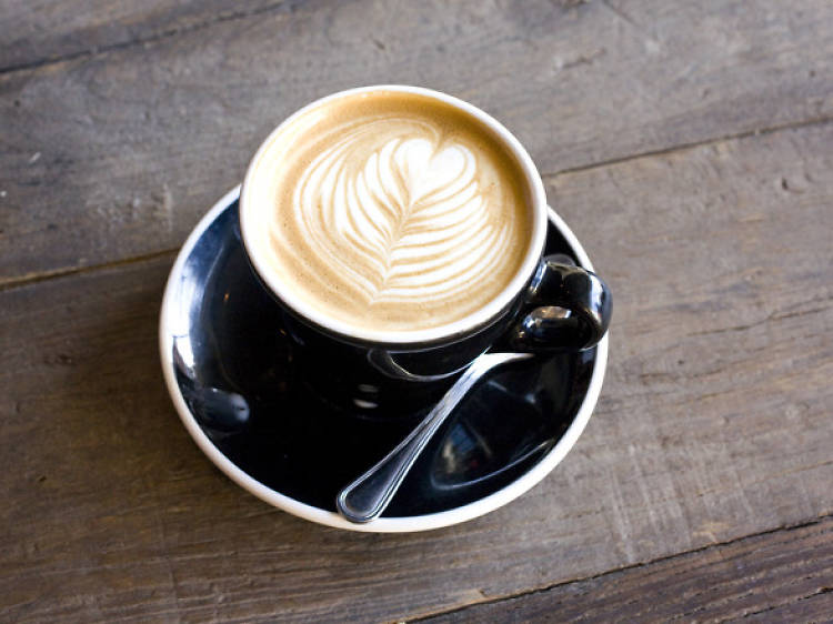Check out the best coffee shops in NYC