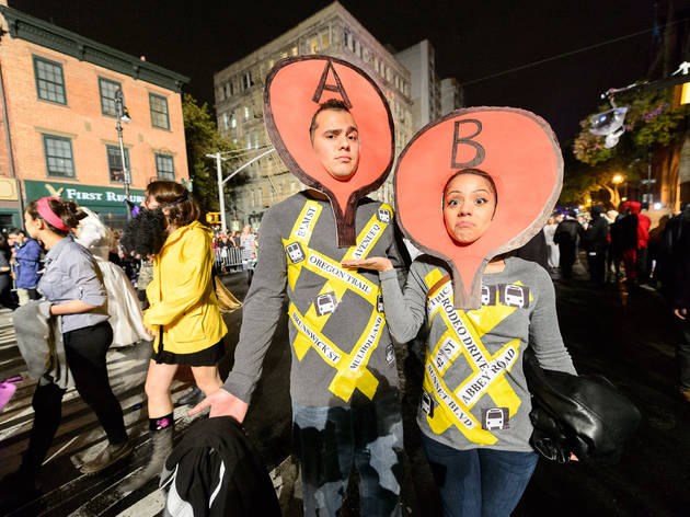 Halloween 2013: The most creative costumes (slide show)