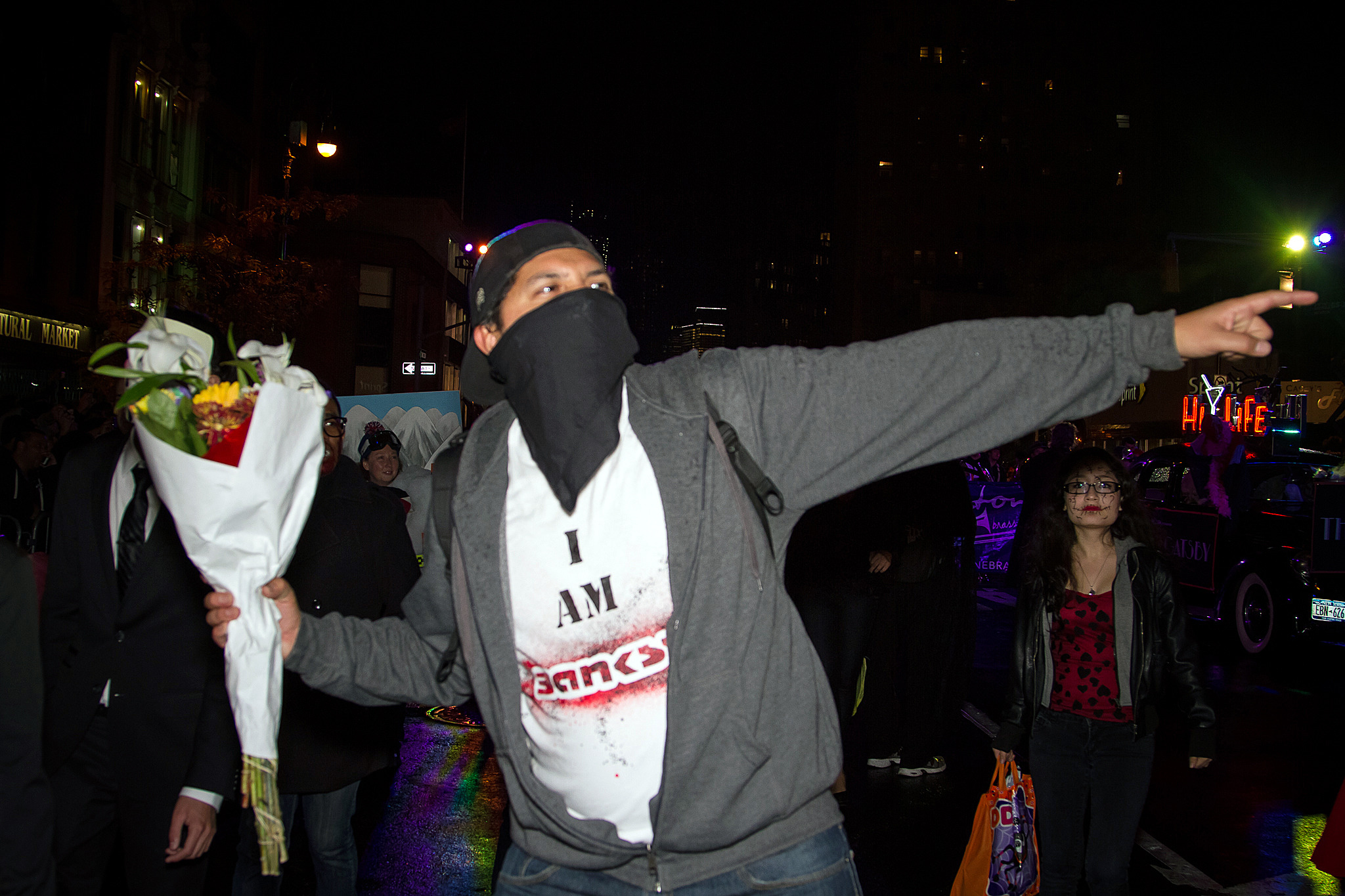Halloween 2013: The best NYC-themed costumes
