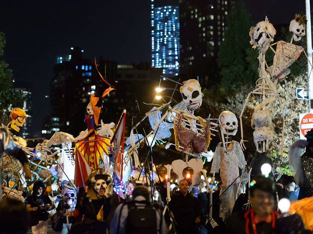 Halloween in NYC guide