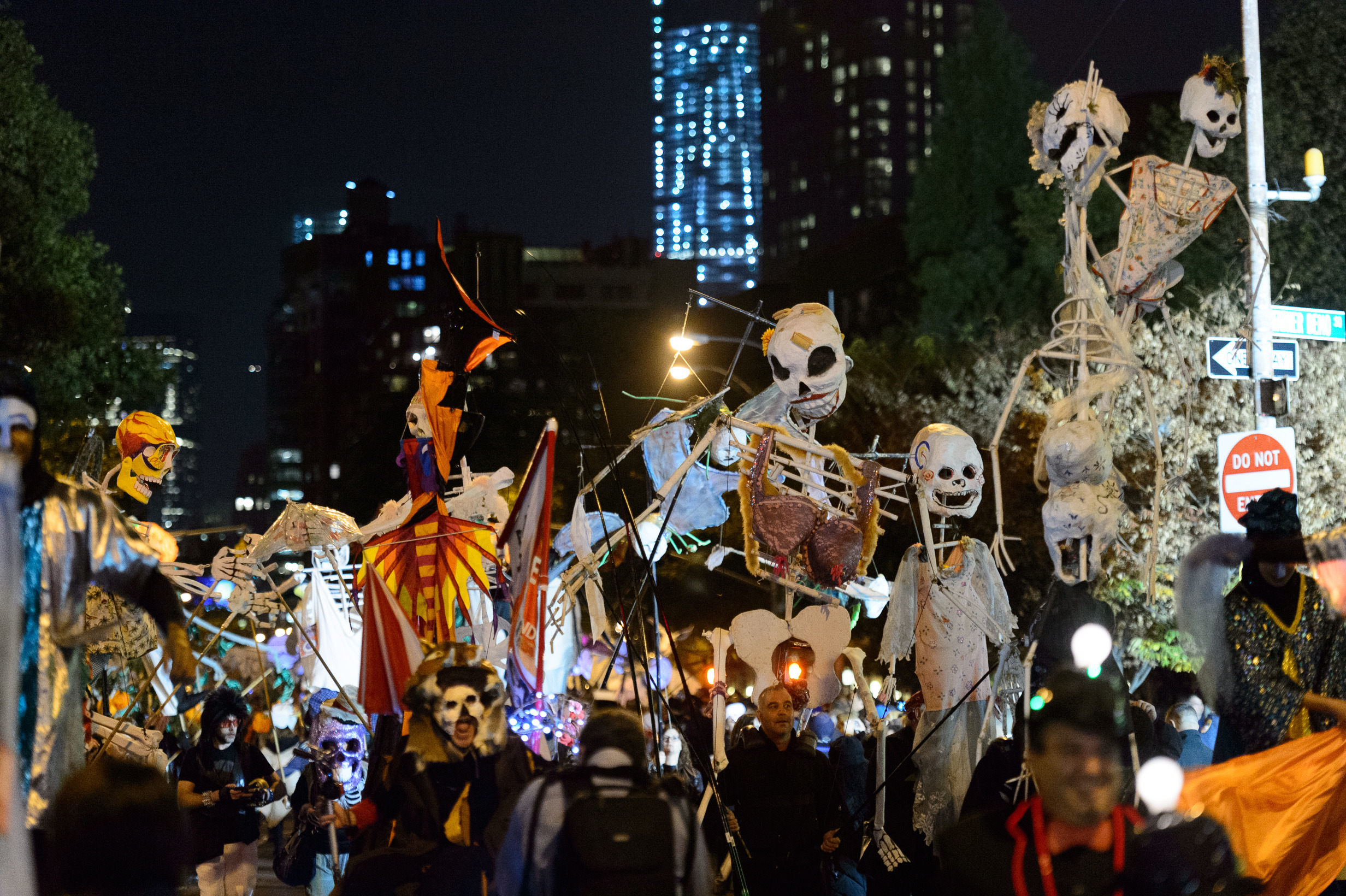 have the ultimate halloween in nyc at these spooky events