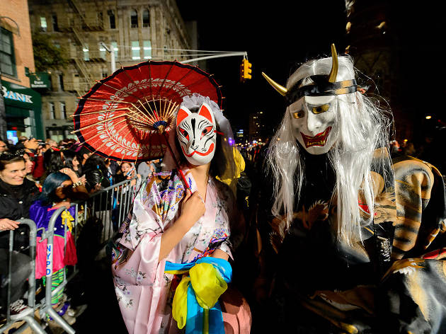 Village Halloween Parade in NYC 2016 guide