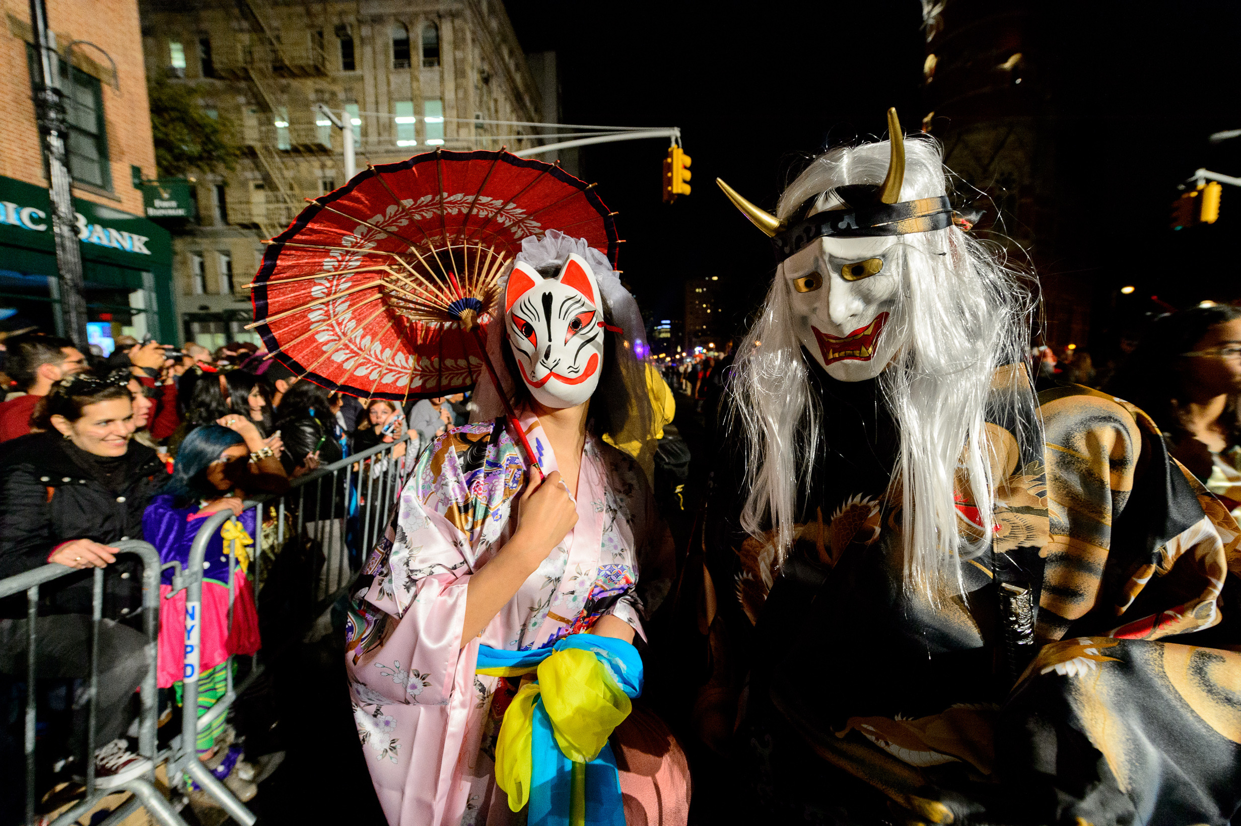 Village halloween parade in nyc 2017 guide plus when it starts for Fun things for couples to do in nyc