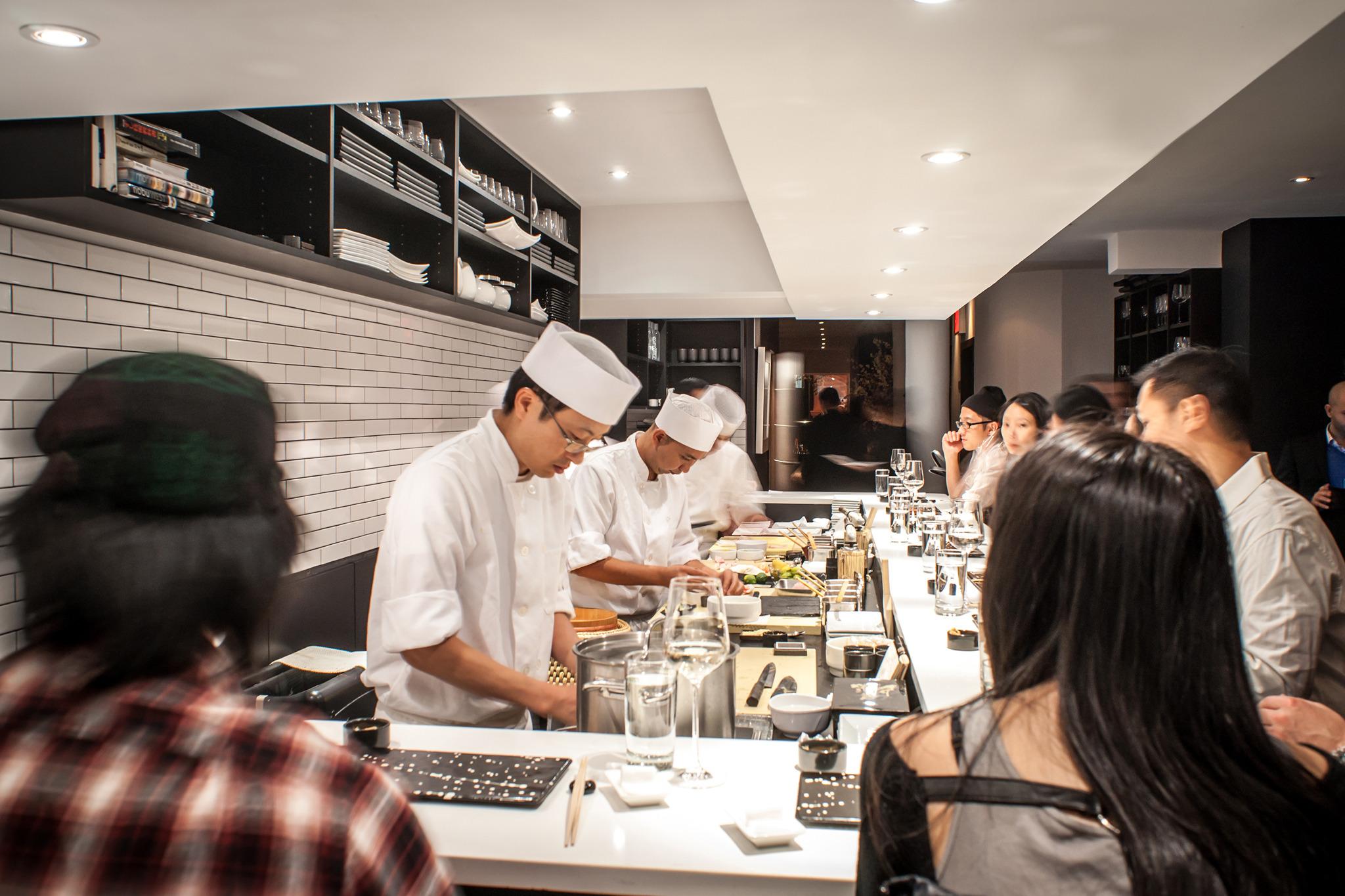 sushi nakazawa chef