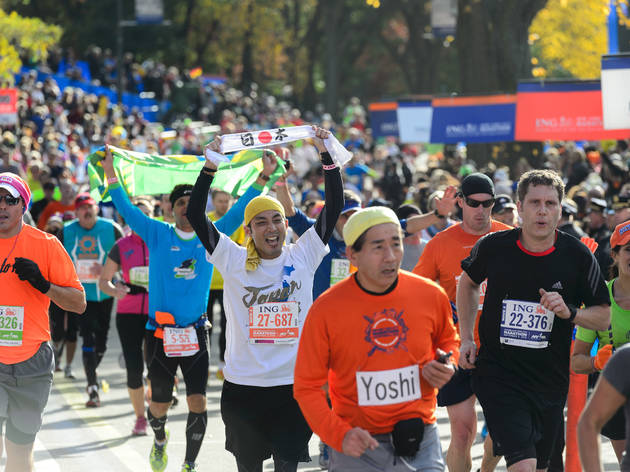 Applications for the 2015 TCS New York City Marathon are now open