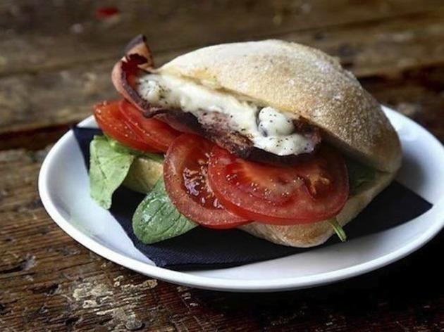 | Sandwiches |