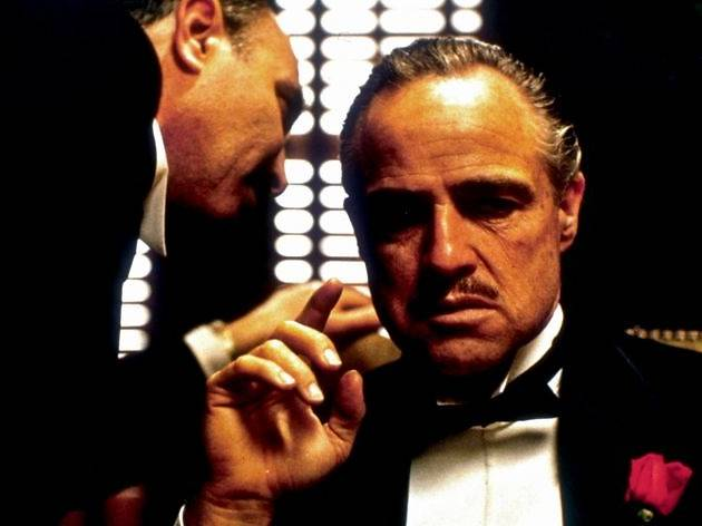 Outdoor cinema 2014: The Godfather