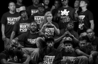 Wanted Posse crew (DR)