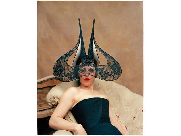 (Isabella Blow, 2002 (© Diego Uchitel))