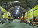 The future 86th Street Station on the Second Avenue subway