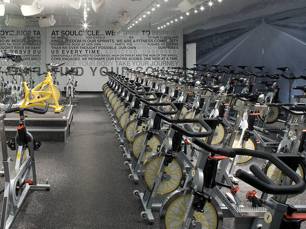 SoulCycle Free Community Rides