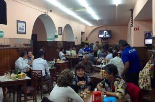 Cantina Nuevo León Centro Histórico