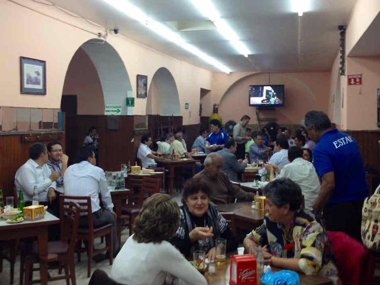 Cantina Nuevo León