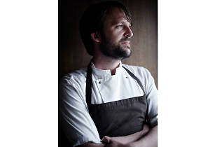 René Redzepi with Padma Lakshmi: A Work in Progress