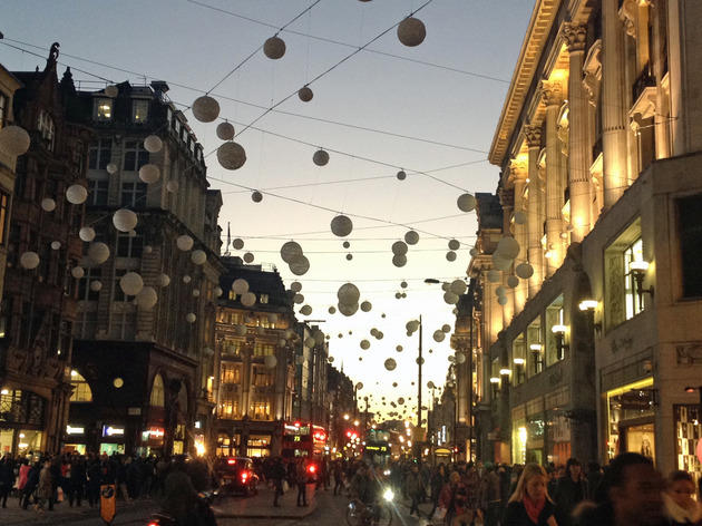 Oxford Street Weihnachtsbeleuchtung.Oxford Street Christmas Lights Things To Do In London