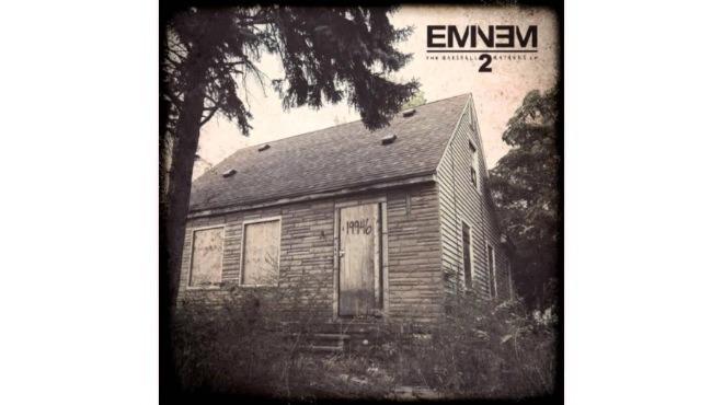 Eminem<br><em>The Marshall Mathers LP 2</em>